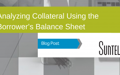Analyzing Collateral Using the Borrower's Balance Sheet