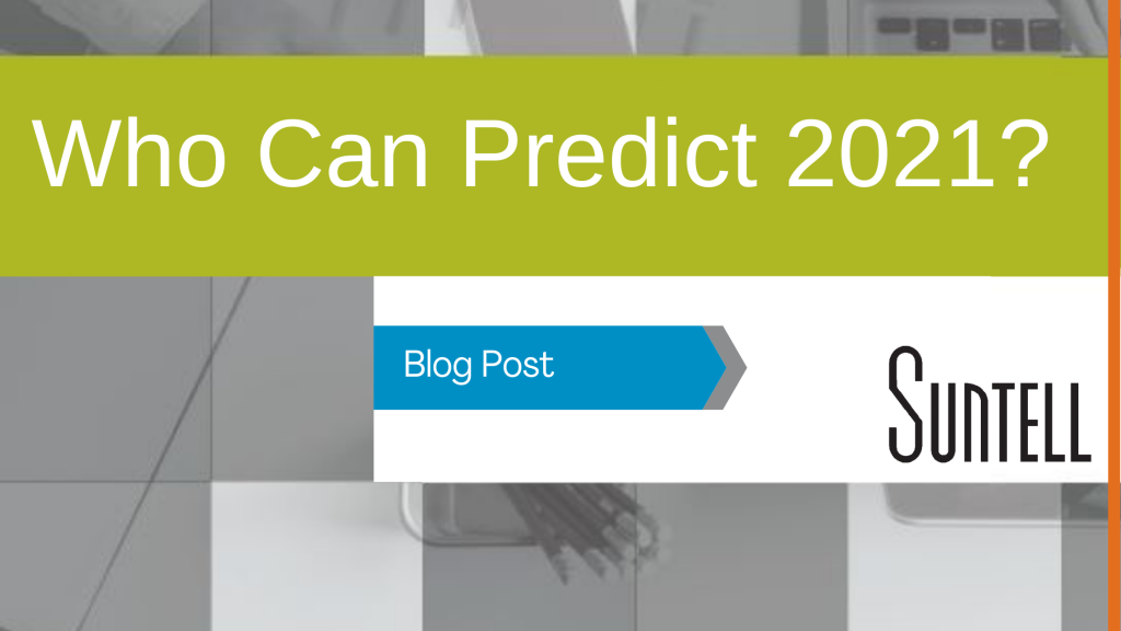 Who Can Predict 2021?