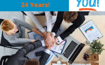 We are celebrating 24 years!